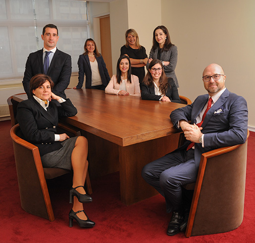 equipa Advogados Cavaleiro Machado & Associados